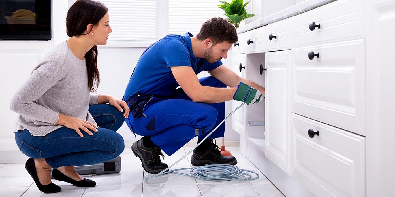 domestic plumbers